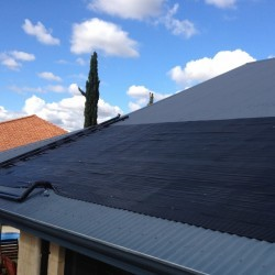 Solar Pool Heating Install - Ascot Waters