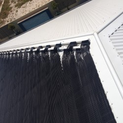 Solar Pool Heating Install - Burns Beach (2)