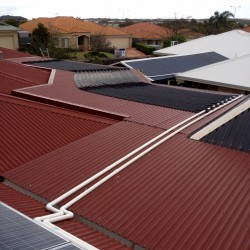 Solar Pool Heating Install - Connolly (4)