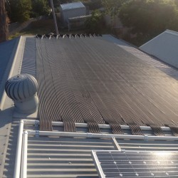Solar Pool Heating Install - Greenwood (2)