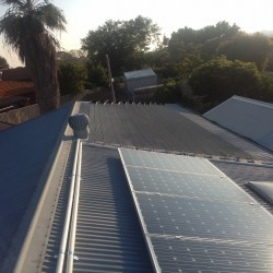 Solar Pool Heating Install - Greenwood (3)