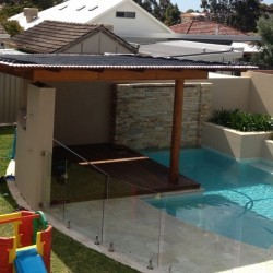 Solar Pool Install - West Leederville - 2