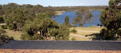 solar pool heating installation - Karrinyup
