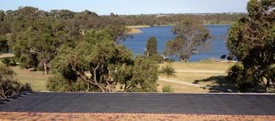 solar pool heating installation - Karrinyup